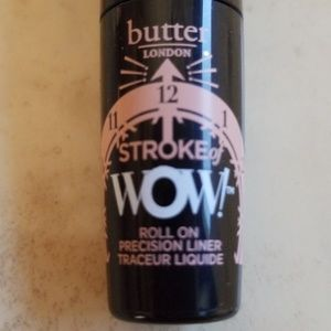 Stroke of  WOW Black Rollon Liner NWOT